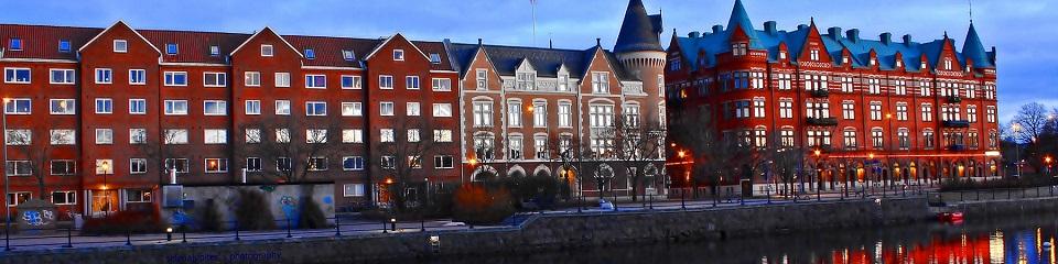 Turist i Gävle – Hotell, boende, upplevelser, sevärdheter