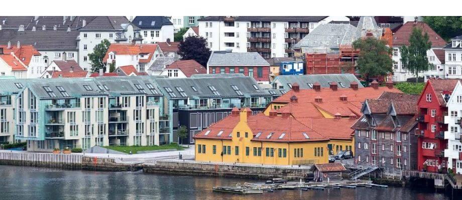 Centrala Sandviken vid vattnet