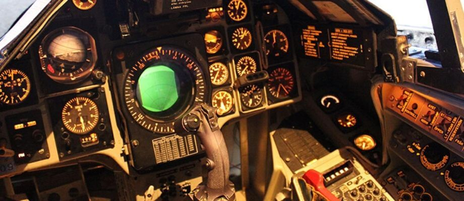 Cockpit jaktplan