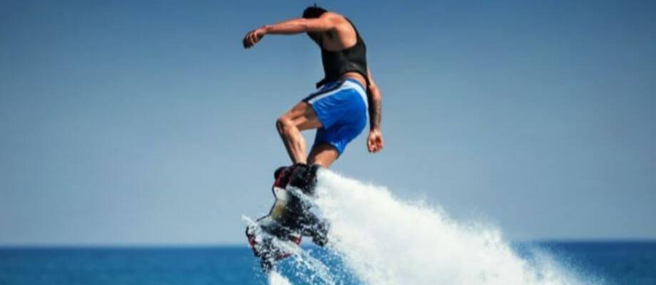 Flyga Flyboard