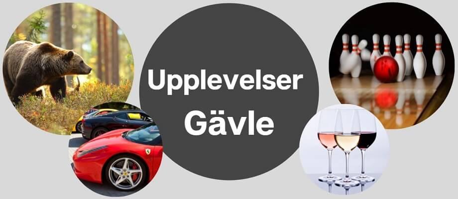 Upplevelser i Gävle
